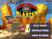 Building Blaster Game